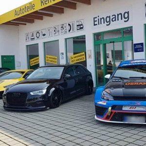 Werkstatt und Tuning bei Felgeneffekt GmbH in Memmingen Allgäu